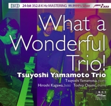 Tsuyoshi Yamamoto  - What a Wonderful Trio!