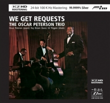 We get Requests - de Oscar Peterson
