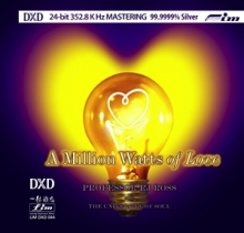 Various - A Million Watts of Love - DXD Silver-CD