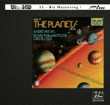 Holst: The Planets - de André Previn