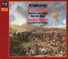 Tchaikovsky: 1812 / Romeo & Juliet / Marche Slave - de André Previn