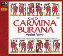 André Previn - Carl Orff: Carmina Burana