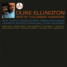Duke Ellington meets Coleman Hawkins - de Duke Ellington