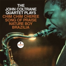 The John Coltrane Quartet Plays - de John Coltrane