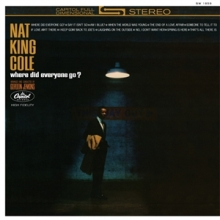 Where did Everyone Go? - de Nat King Cole