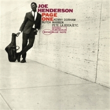 Page One - de Joe Henderson