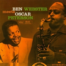 Ben Webster meets Oscar Peterson - de Ben Webster