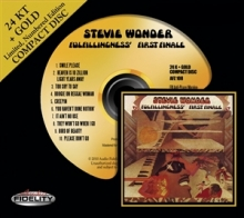 Fulfillingness' First Finale - de Stevie Wonder