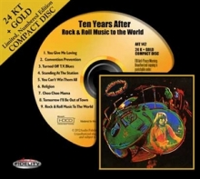 Rock & Roll Music to the World - de Ten Years After
