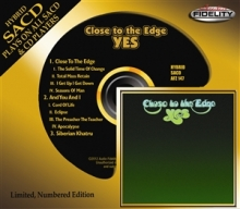 Close To The Edge - de Yes.