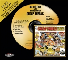 Big Brother & The Holding Company - Cheap Thrills - GOLD