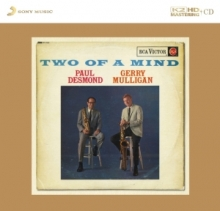 Gerry Mulligan - Two Of A Mind - Limited Numbered Edition