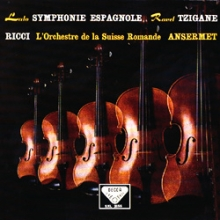 Lalo / Ravel - Lalo: Symphonie espagnole / Ravel: Tzigane