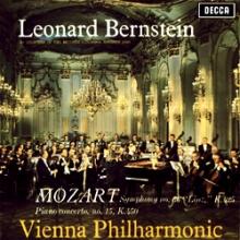 Piano Concerto No. 15, Symphony No. 36 - de Mozart