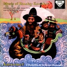 Christmas Eve (Suite), a.o. - de Rimsky-Korsakov