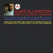 Duke Ellington Meets Coleman Hawkins - de Duke Ellington