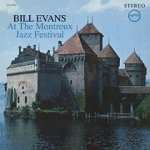 Bill Evans - Bill Evans At The Montreux Jazz Festival