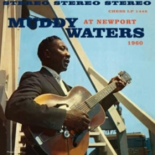 Muddy Waters At Newport - de Muddy Waters