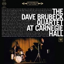 The Dave Brubeck Quartet At Carnegie Hall - de Dave Brubeck