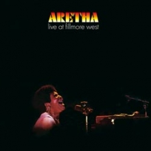 Aretha Franklin -  Live At Fillmore West