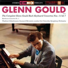 The Bach Keyboard Concertos - de Glenn Gould