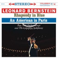 Gershwin -  Rhapsody In Blue, An American In Paris