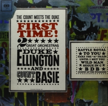 Duke Ellington - & Count Basie: First Time! The Count Meets The Duke