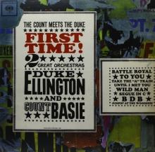& Count Basie: First Time! The Count Meets The Duke - de Duke Ellington