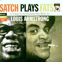 Satch Plays Fats - de Louis Armstrong