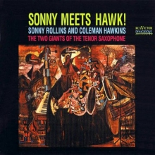 Sonny Rollins -  Sonny Meets Hawk! - Limited Edition - mono