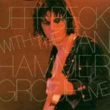 Jeff Beck -  Jeff Beck With The Jan Hammer Group - Live (180g)