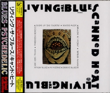 Living The Blues - de Canned Heat