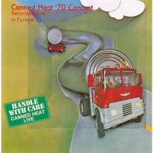 Canned Heat ' 70 Concert - de Canned Heat