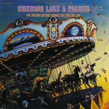 Emerson, Lake & Palmer - Black Moon