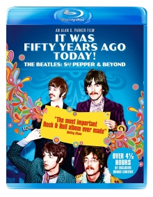 Beatles - It Was Fifty Years Ago Today