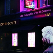 Live At Ronnie Scott's - de John McLaughlin
