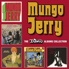 Mungo Jerry - The Dawn Albums Collection (5CD Box Set)