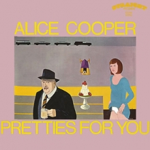 Alice Cooper - Preties For You