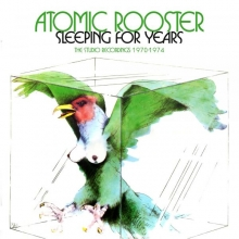 Atomic Rooster - Sleeping For Years