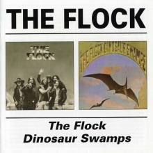 Flock - The Flock / Dinosaur Swamps
