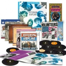 Jefferson Airplane - The CD Vinyl Replica Collection (Limited & Numbered Edition)