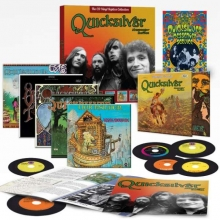 Quicksilver Messenger Service - The CD Vinyl Replica Collection (Limited & Numbered Edition)