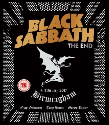 The End: Live In Birmingham - de Black Sabbath