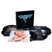 6 LP Box Limited Edition - de Van Halen