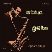 Stan Getz - Quartets