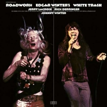 Edgar Winter/ White Trash -  Roadwork - 2LP