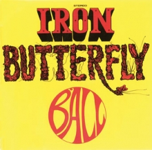 Iron Butterfly - Ball  - Expanded Edition CD