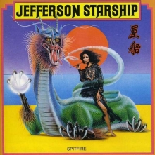 Spitfire - de Jefferson  Starship