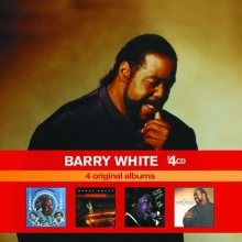 Barry White - 4 Original Albums