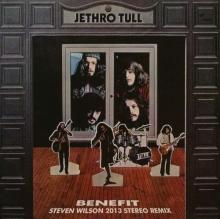 Jethro Tull - Benefit  - Steven Wlson Remix